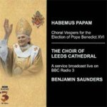 Habemus papam CD cover